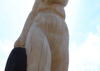 `Oraklel`, Pappelholz, 6 m