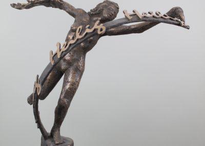`Seraphim`, Bronze, 60 cm