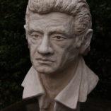 Portrait Johnny Cash